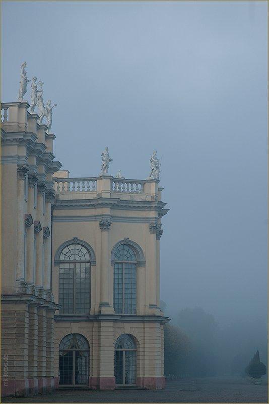 Дворец и парк Шарлоттенбург (Schlosspark Charlottenburg) © Фото M. Кабаковой