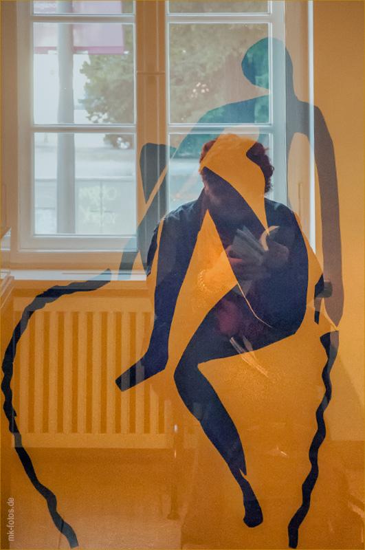 Музей Берггрюн (Museum Berggruen) © Фото M. Кабаковой